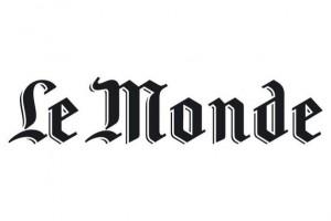 Logo quotidien national Le Monde