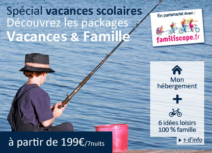 "Packages ""Vacances & Famille"""