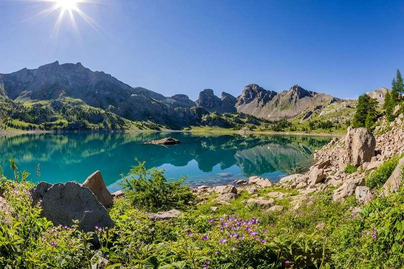 9 bonnes raisons pour partir en vacances � la montagne l'�t�